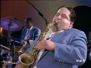 Special Big band au festival de jazz de Marciac 1996