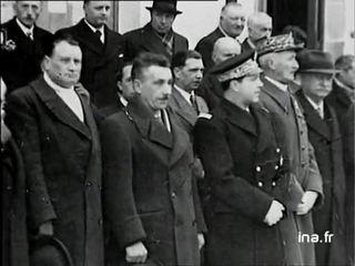Patrons sous Vichy