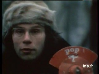 Pop deux : émission du 8 janvier 1972
