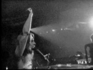 Pop deux : émission du 22 janvier 1972
