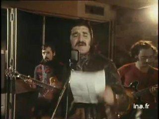 Pop deux : émission du 04 novembre 1972