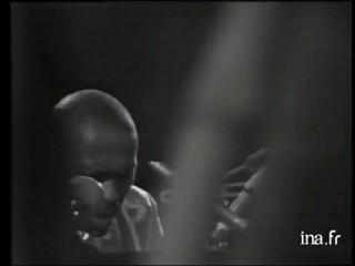 Concert de Don Cherry au studio 104 : première partie