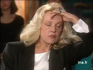 Jeanne Moreau à propos de l'argent