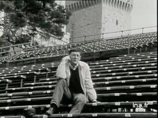 """Roger Planchon met en scène """"Richard III"""" au festival d'Avignon"""