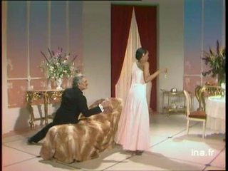 "Omar Sharif et Vivian Reed ""You are woman, i am man"""