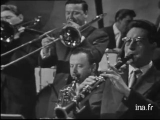 "Claude Bolling Big Band ""High society"""