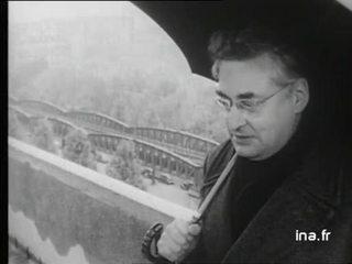 Raymond QUENEAU et BRASSAI