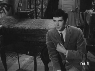 Anthony Perkins [ 29 ans ] par France Roche (en français)