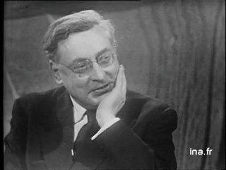 """Raymond Queneau à propos de """"Zazie dans le métro"""""""