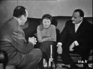 Edit Piaf à propos de son directeur Bruno Coquatrix
