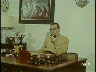 Georges Simenon à propos de Blaise Cendrars
