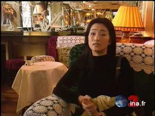 GONG Li à Hong Kong
