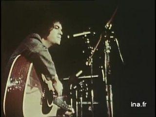 "Le Velvet Underground sur scène ""I'm waiting for the man"""