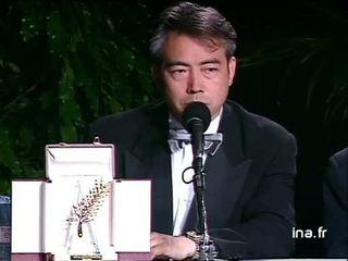 Conférence de presse avec CHEN Kaige