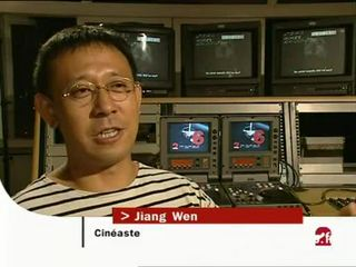 """JIANG Wen à propos de la censure en Chine de son film """"Guizi lai le"""""""