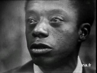 """James Baldwin à propos de son livre """"Les élus du Seigneur"""""""