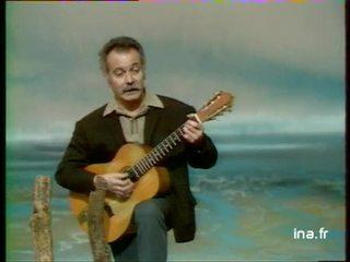 """Georges Brassens """"Supplique pour être enterré sur une plage de Sète"""""""