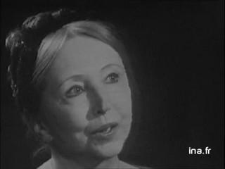 Anaïs NIN, interviewée par Jean CHALON et Bernard PIVOT sur son Journal