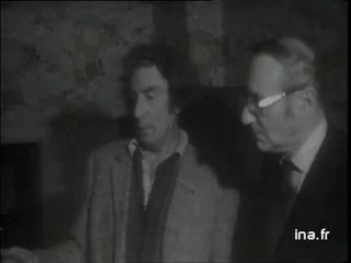 William BURROUGHS et Brion GYSIN à Paris