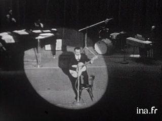 "Georges Brassens ""La marguerite"""
