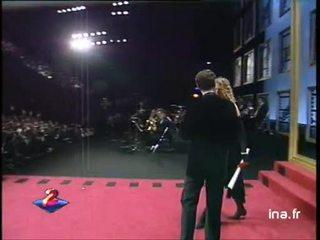 Prix d'interprétation masculine à Tim Robbins, absent