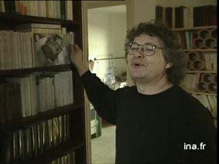 François Bon et Samuel Beckett