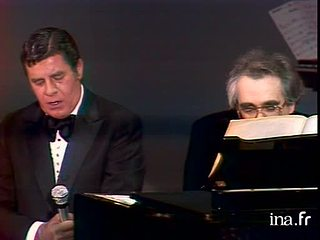 Duo Michel LEGRAND Jerry LEWIS