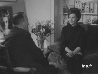 La comédienne Claude Nollier parle de Paul Claudel