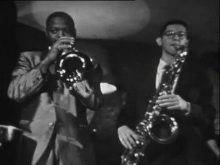 "Bud Powell, Clark Terry, Pierre Michelot, Barney Wilen et Kenny CLARKE ""No Problem"""