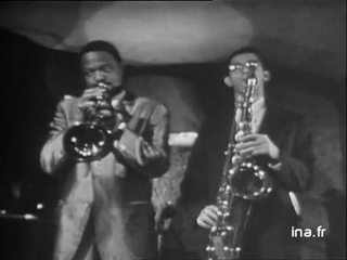 "Barney Wilen, Clark Terry et Kenny Clarke ""Miguel's party"""