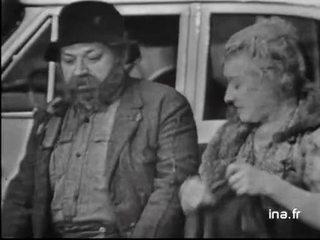 """Raymond Souplex et Jane Sourza """"La Propreté"""""""