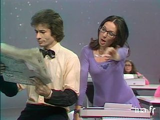 """Nana Mouskouri et Georges Chakiris """"I like to be in América"""""""