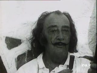 Salvador Dali et Max Ernst à propos de la gravure
