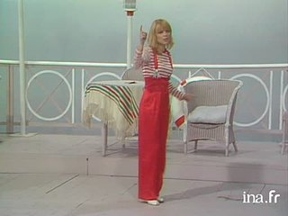 """France Gall """"Musique""""."""