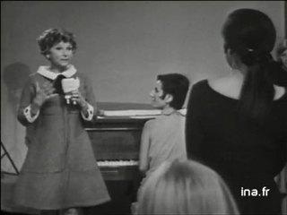 Frida Boccara au Petit Conservatoire