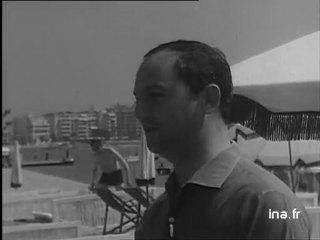 François Reichenbach au festival de Cannes