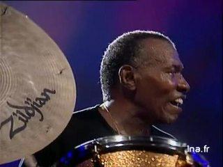 Jazz in Marciac 1998: Elvin Jones : Jazz Machine