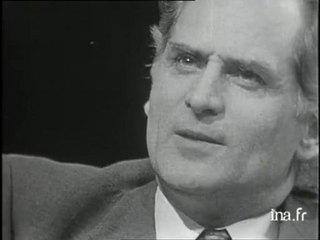 Michel Serres et Vladimir Jankelevitch