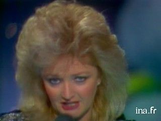 "Bonnie Tyler ""Total eclipse of the heart"""