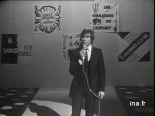 """José Sassy chante """"Un peu beaucoup passionnément"""""""