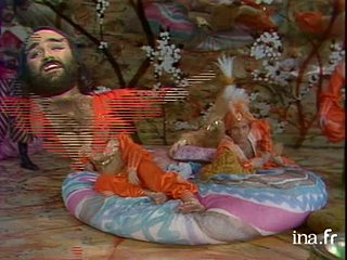 """Demis Roussos """"Happy to be on an Island"""""""