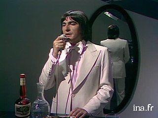 """Serge Lama """"La serveuse de bar"""""""