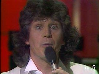 Gérard Lenorman dans un pot pourri de ses chansons