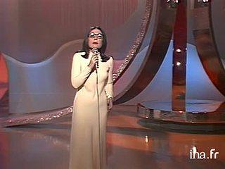"Nana Mouskouri ""Je viens"""