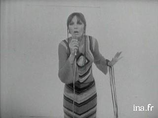 """Marie Laforêt """"Canto de Ossanha"""""""