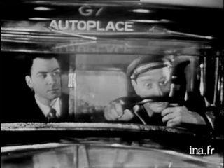 """Michel Roux et Guy Pierauld """"Le téléphone taxi"""""""
