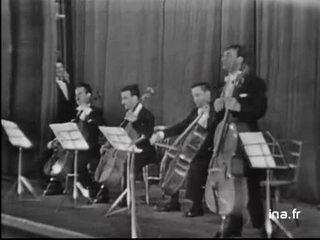 "Maurice Baquet ""Le quatuor"""
