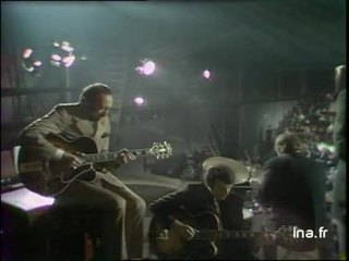 Barney Kessel et le trio Arvanitas