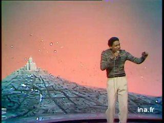 "Al Jarreau ""Never givin' up"""