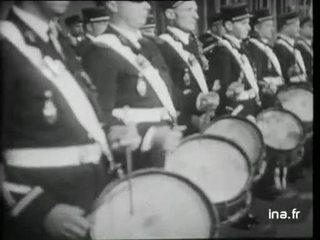 La Fanfare de la Gendarmerie Mobile